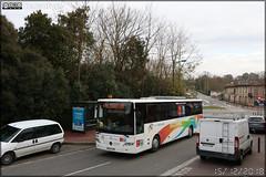 Mercedes-Benz Intouro – RDT 31 (Régie départementale de Transport de la Haute-Garonne) / Arc-en-Ciel - Photo of Toulouse