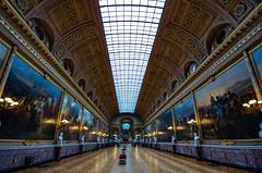 Empty Versailles 2, Paris, 20160305