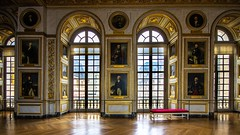 Empty Versailles 3, Paris, 20160305