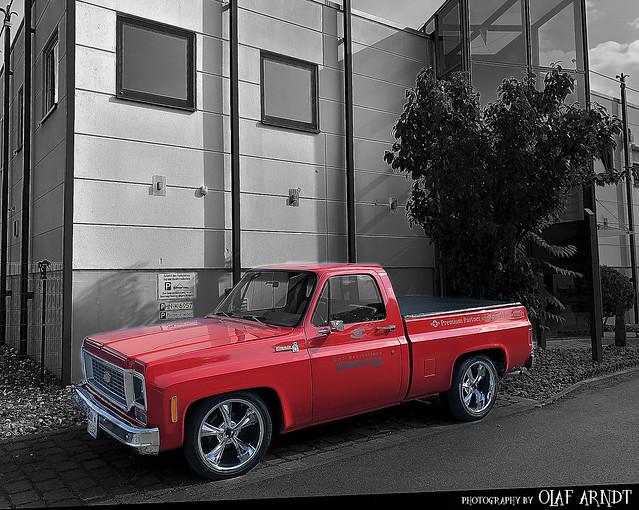 Photo:Chevy c10 Silverado By seanavigatorsson
