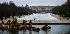 Empty Versailles 4, Paris, 20160305