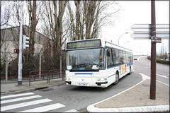 Renault Agora S – Keolis Versailles / STIF (Syndicat des Transports d'Île-de-France) – Transilien SNCF n°211