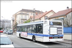 Renault Agora S – STIF (Syndicat des Transports d'Île-de-France) – Transilien SNCF n°209 - Photo of Jouy-le-Moutier