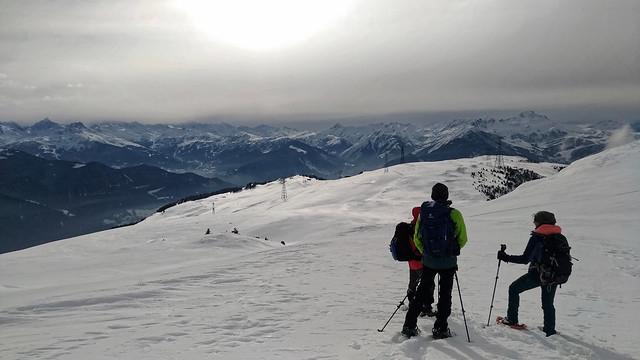 Photo:la descente du Quermoz_DxO By Slater Michel