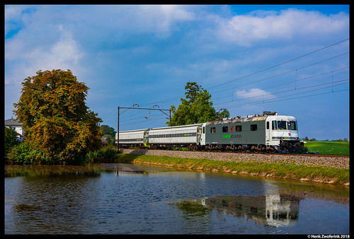 RailAdventure 620 003 Erlen 07-09-2018