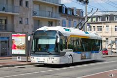 TCL / Irisbus Cristalis ETB12 n°126 - Photo of Le Palais-sur-Vienne
