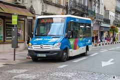 Tempo Bus / Vehixel Cytios 3/23 n°9274 Ex-Aix en Bus n°9274