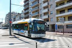 TCL / Irisbus Cristalis ETB12 n°124 - Photo of Le Palais-sur-Vienne