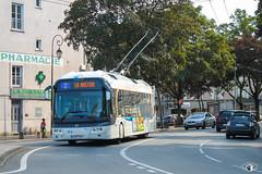 TCL / Irisbus Cristalis ETB12 n°113 - Photo of Le Palais-sur-Vienne