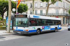 Buss / Heuliez GX 317 n°804 - Photo of La Jard