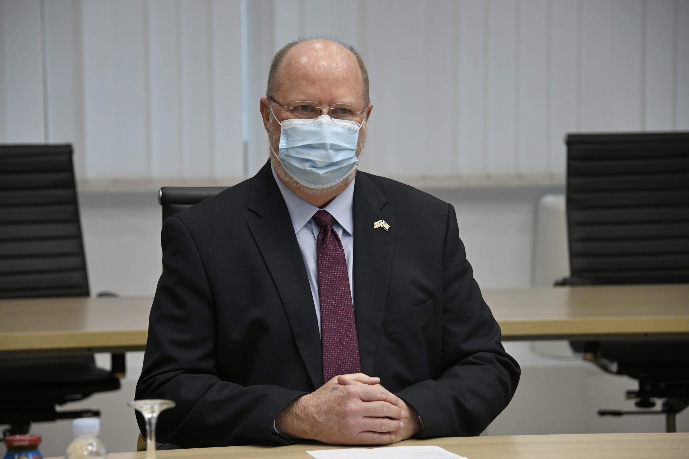 Ministar Banožić primio veleposlanika SAD-a Kohorsta u oproštajni posjet