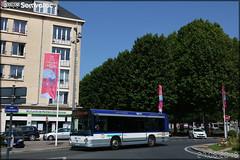 Heuliez Bus GX 137 – Keolis Caen Mobilités / Twisto n°92