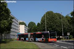 Mercedes-Benz Citaro G C2 – Keolis Caen Mobilités / Twisto n°458