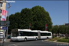 Irisbus Agora L – Keolis Caen Mobilités / Twisto n°394 ex RATP (Régie Autonome des Transports Parisiens) n°1719