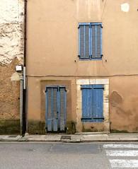 Cross Here: Tavernes, Var, Provence