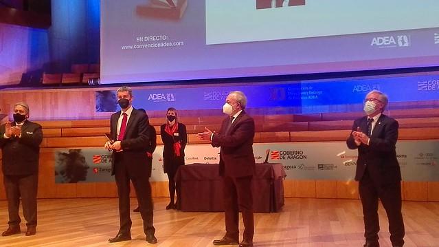 Entrega Premios ADEA 2020