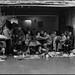 2010.01-2010.10[14] Shanghai Sanlintang Studio Pastel on paper Joint painting 上海三林塘工作室 纸上炭精条组画-32