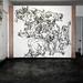 2010.01-2010.10[14] Shanghai Sanlintang Studio Pastel on paper Joint painting 上海三林塘工作室 纸上炭精条组画-35 (Sixtypies No.1  六联画.一)