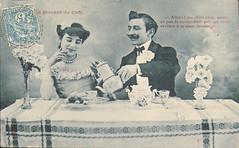 Carte postale de la collection Malongo