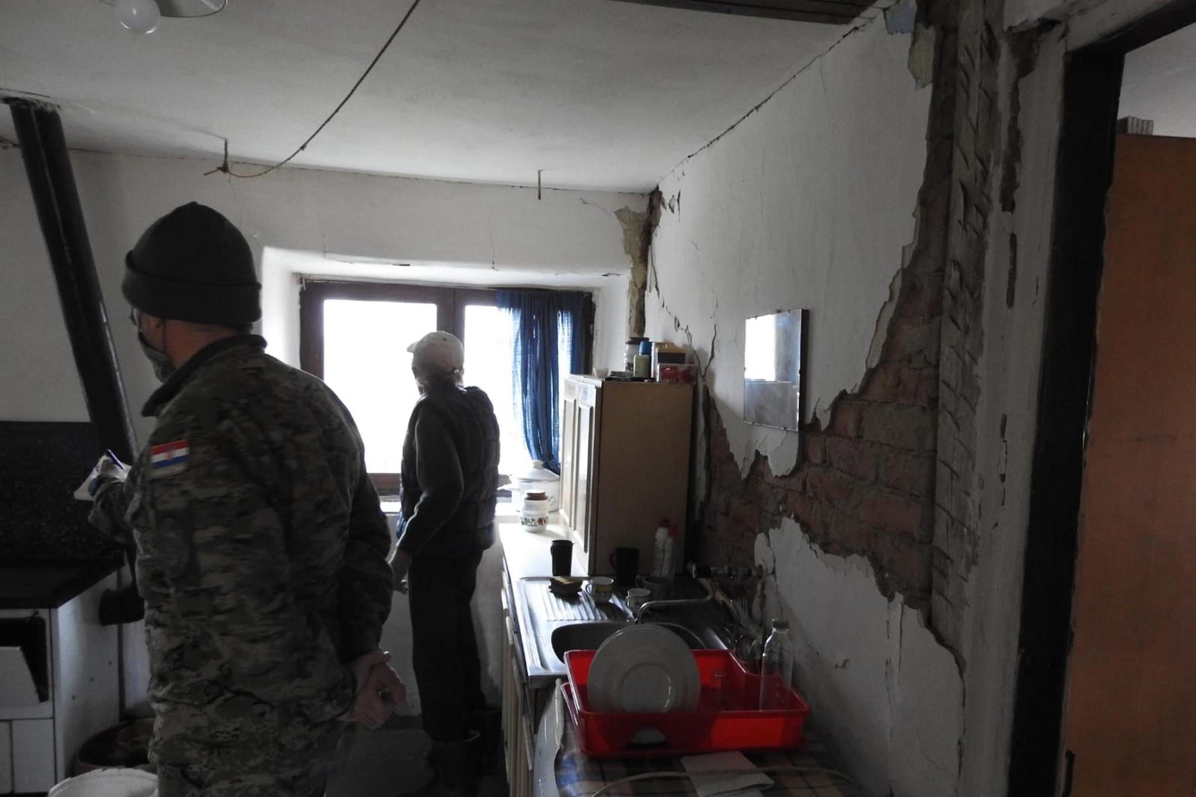 Mobilni timovi Hrvatske vojske obilaze stanovnike Sisačko-moslavačke županije