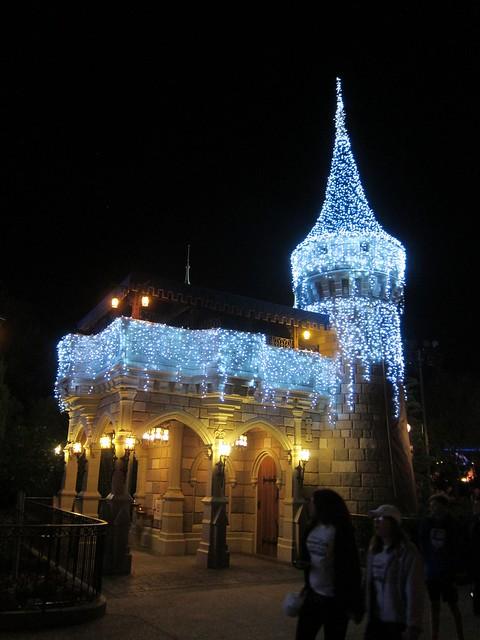 Photo:Gatehouse Near Cinderella's Castle By Joe Shlabotnik