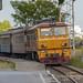 4143 arriving at Bang Sue Junction Station, 07 December 2011,