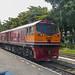 4550 at Bang Sue Junction, 07 December 2011,