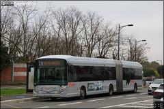 Heuliez Bus GX 427 BHNS – Tisséo n°1259 - Photo of Toulouse