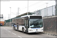 Mercedes-Benz Citaro – Keolis Versailles / STIF (Syndicat des Transports d'Île-de-France) n°308 - Photo of Menucourt