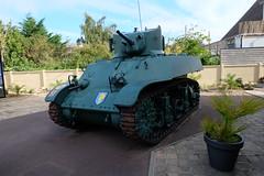 Musée de la seconde guerre mondiale, Ouistreham