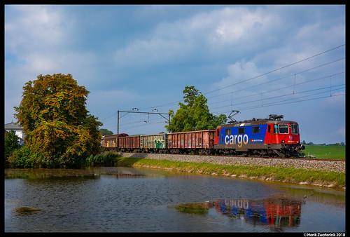 SBB Cargo 420 314, Erlen 07-09-2018