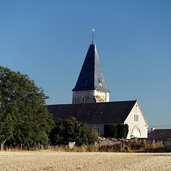 Ernes, Calvados, France