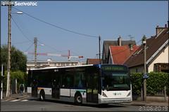Van Hool New A 330 – Keolis Caen Mobilités / Twisto n°205