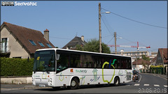Irisbus Arès – Keolis Bus Verts / Normandie / Les Bus Verts du Calvados n°3202 - Photo of Douvres-la-Délivrande