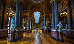 Empty Versailles 11, Paris, 20160305