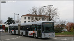 Heuliez Bus GX 427 BHNS – Tisséo n°1469 - Photo of Toulouse