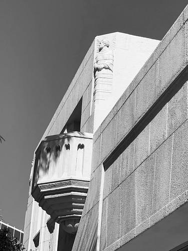 Detail Historic Shrine Building Miami