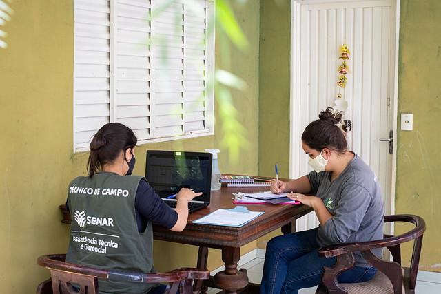 Photo:ATeG - Assistência Técnica e Gerencial do Senar By CNA Brasil