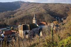 Catholic Church of Andlau - Photo of Triembach-au-Val