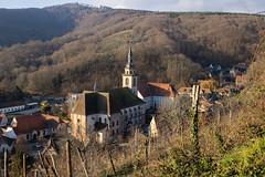 Catholic Church of Andlau