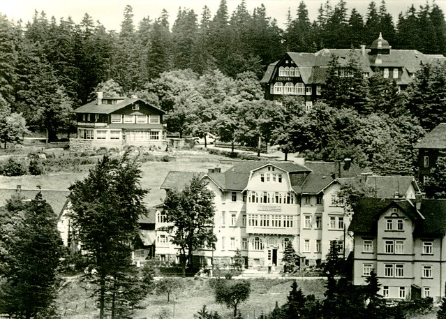 Photo:Postcard Oberhof  1963 By sludgegulper