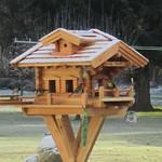 neues Vogelhaus