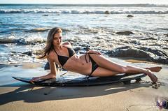 Beautiful 45SURF Swimsuit Bikini Model Goddess Fitness Model! Pretty Blue Green Eyes Helen of Troy from Homer's Iliad!