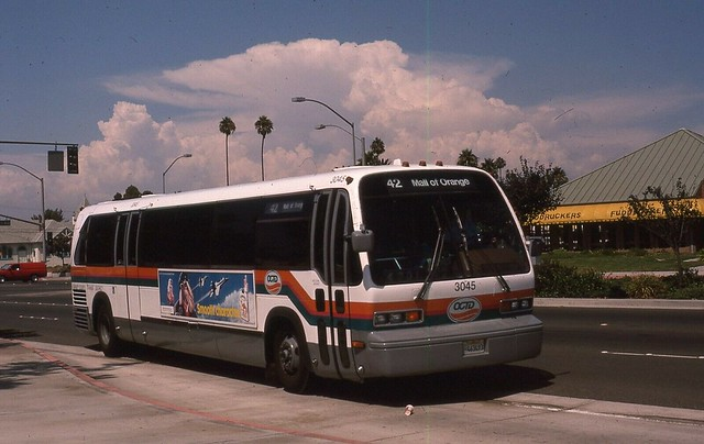 Photo:1980 GMC RTS OCTD Bus. 3045 By NeoplanKid79