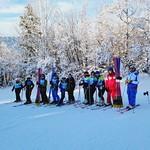 Deuxième entraînement sélection régionale Para Ski Alpin Adapté - Lans-en-Vercors (38) - 9 janvier 2021