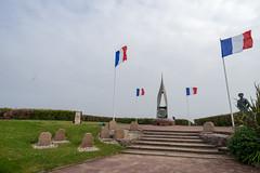 Monument Français Libres - Photo of Douvres-la-Délivrande