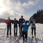 Deuxième entraînement sélection régionale Para Ski Nordique Adapté - Les Plans d'Hotonnes (01) - 10 janvier 2021