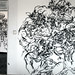 2010.01-2010.10[14] Shanghai Sanlintang Studio Pastel on paper Joint painting 上海三林塘工作室 纸上炭精条组画-45(Quadruple  No.2 四联画.二)