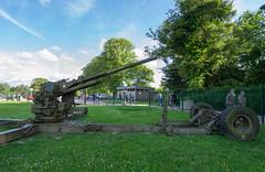 US 90 mm gun M1