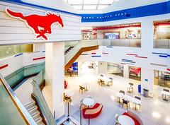 Hughes-Trigg Student Center Atrium